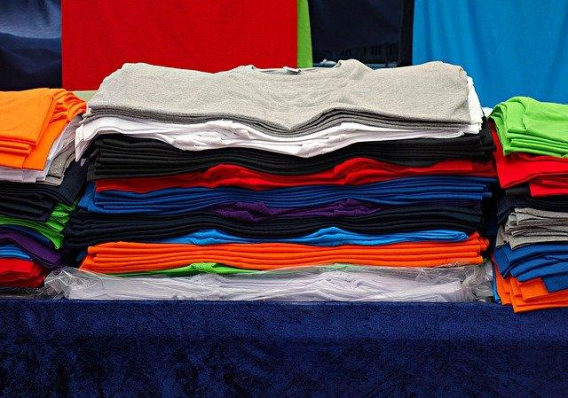 T-shirt e altri gadget da regalare agli eventi